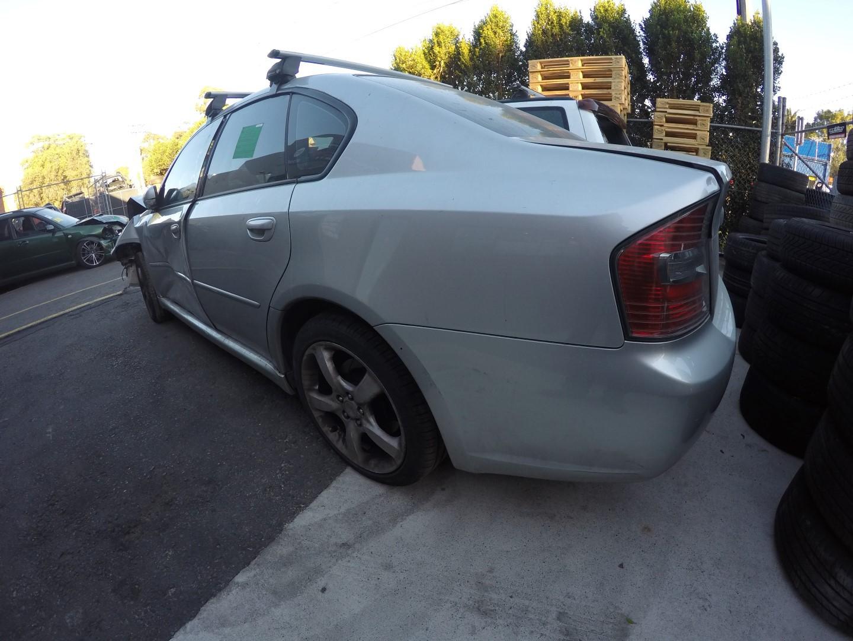 Subaru Wrecking Liberty 2005 GT Leathers Turbo TD04 Twin Scroll