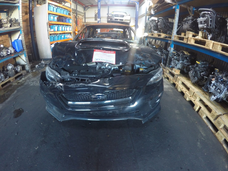 Subaru Wrecking WRX STI 2015 EJ25 Engine Motor Headlight VF48