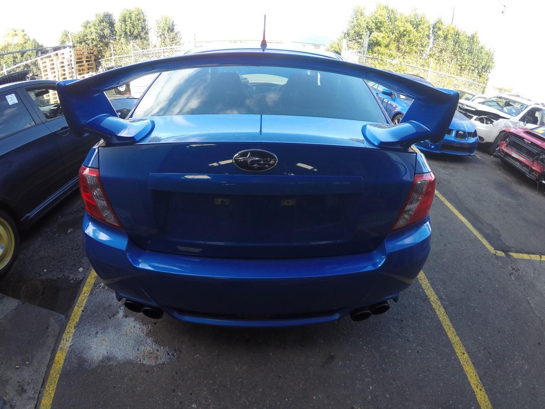 Subaru Wrecking WRX 2014 RS40 EJ25 Turbo Manual Recaro Transmission