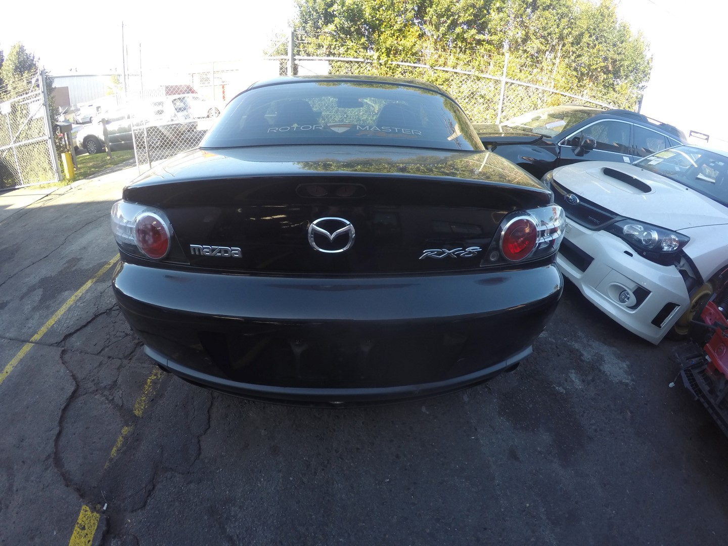 Mazda Wrecking RX-8 13B Engine Manual Low Km Parts Spares Sydney