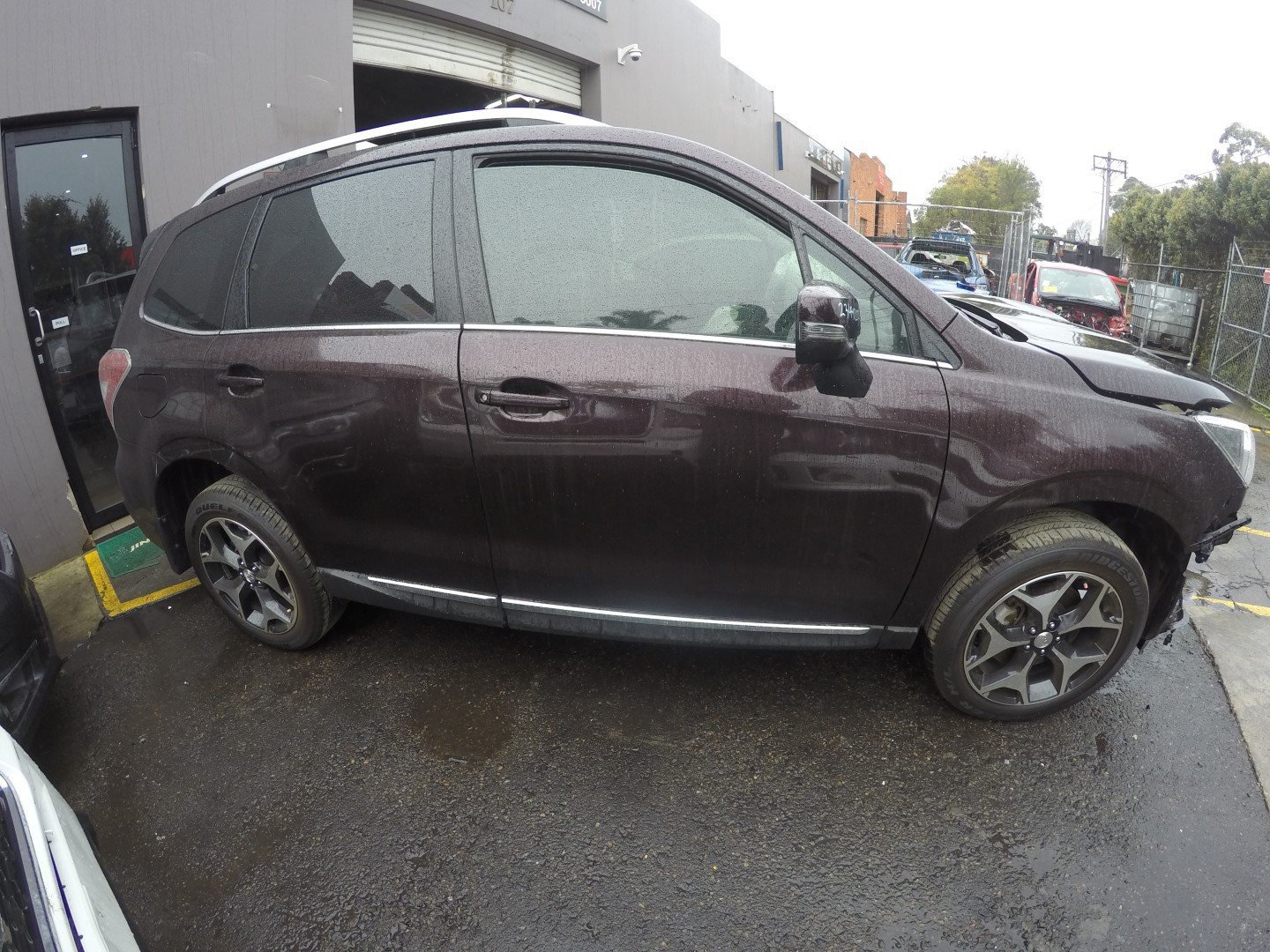Subaru Wrecking Forester 2014 FA20DIT Turbo Spare Parts