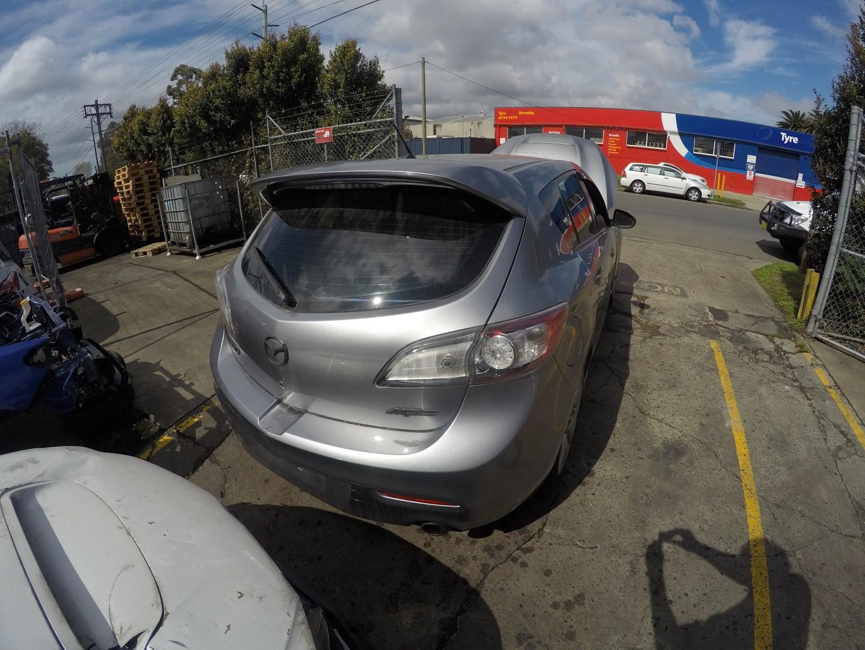 Mazda Wrecking 3 MPS L3 Turbo Spare Parts Hatchback