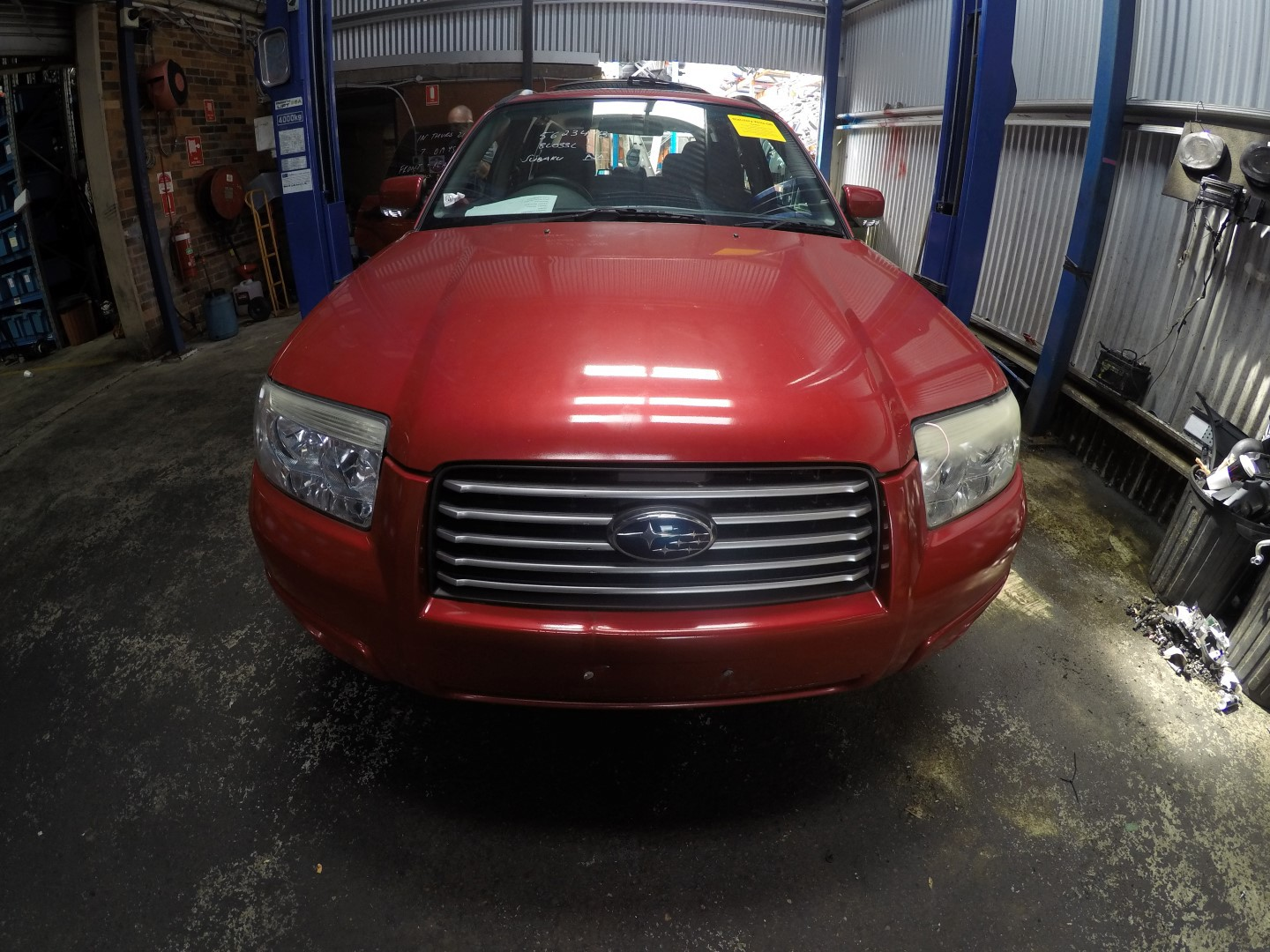 Forester Wrecking 2006 NA EJ25 Engine Gearbox Parts Spare