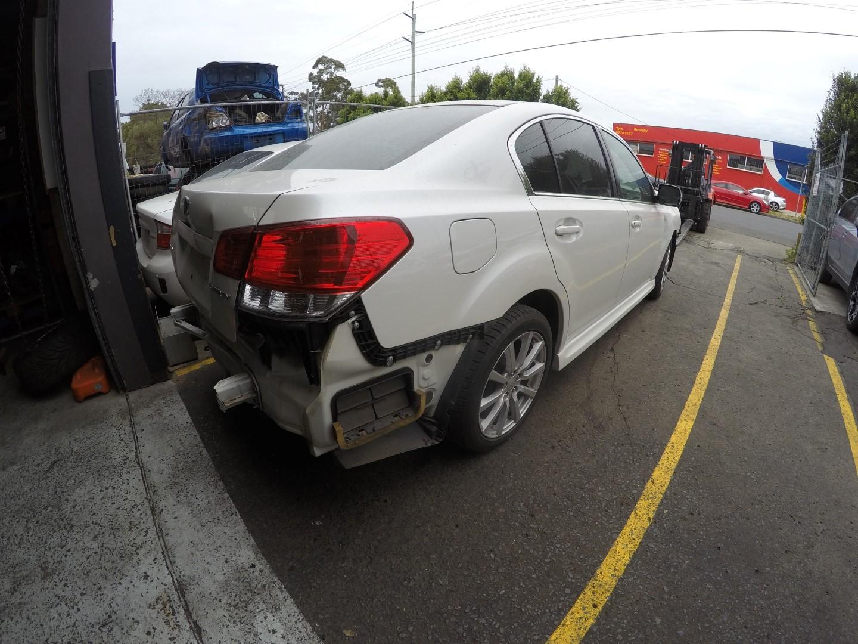 Subaru Wrecking Liberty Sedan 2011 Gen5 Sedan Spare Parts