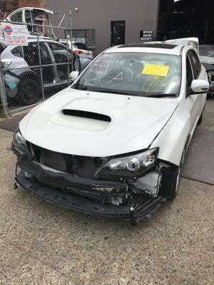 Subaru Wrecking WRX STI 2011 Sedan Spare Parts