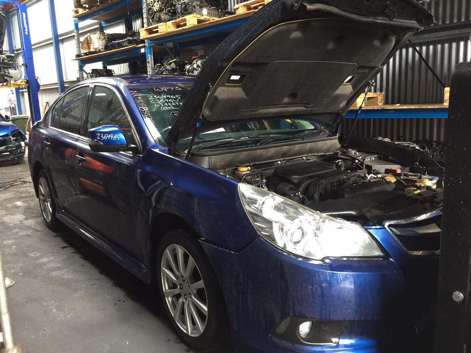 Subaru Wrecking 2012 Liberty Sedan Spare Parts Alloy Rims