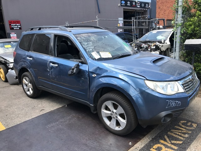 Subaru Wrecking Forester XT 2010 EJ25 TD04 Leathers Spare