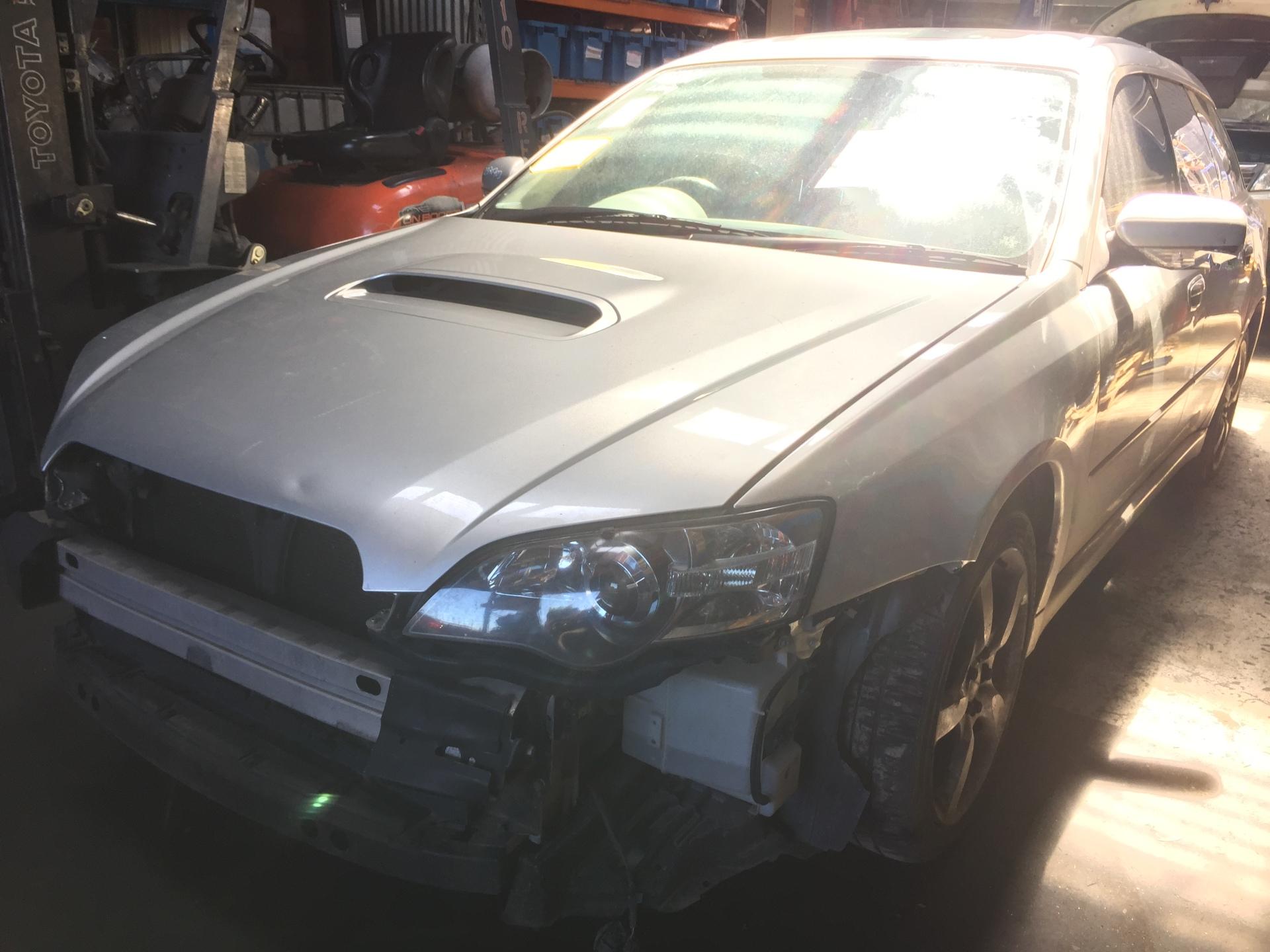 Subaru Wrecking Liberty 2005 EJ20 Turbo Leather