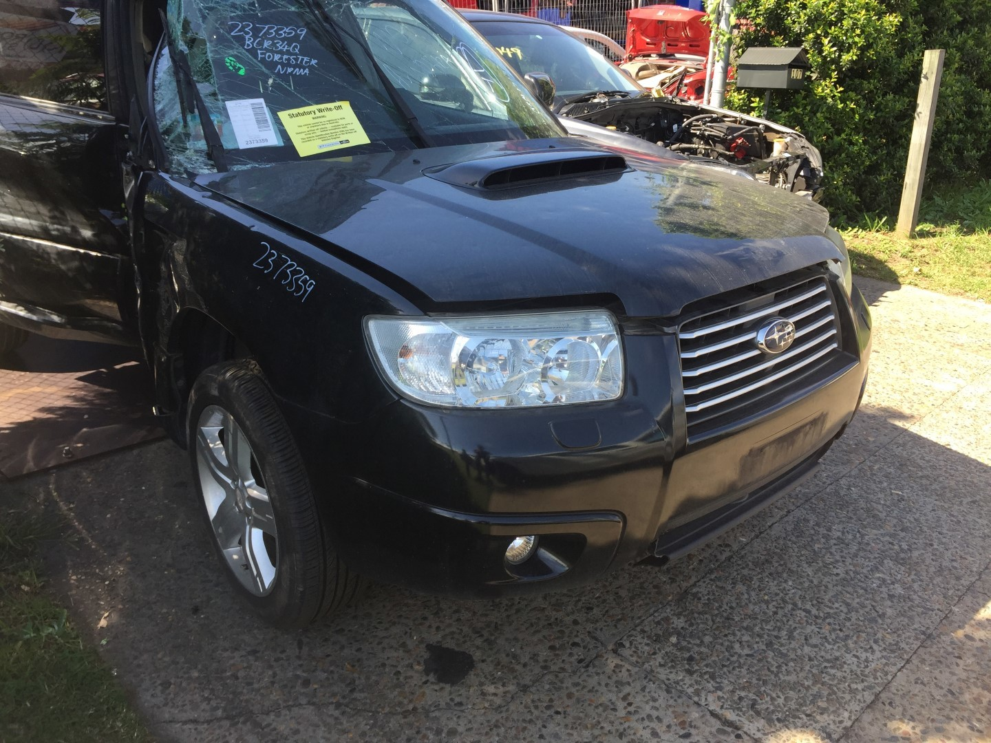 Subaru Wrecking Forester XT 2007 EJ25 Turbo Spare Parts