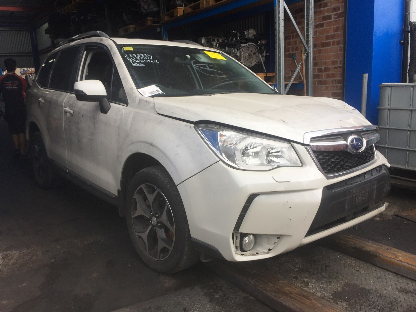 Subaru Wrecking Forester XT 2016 FA20DIT Spare Parts