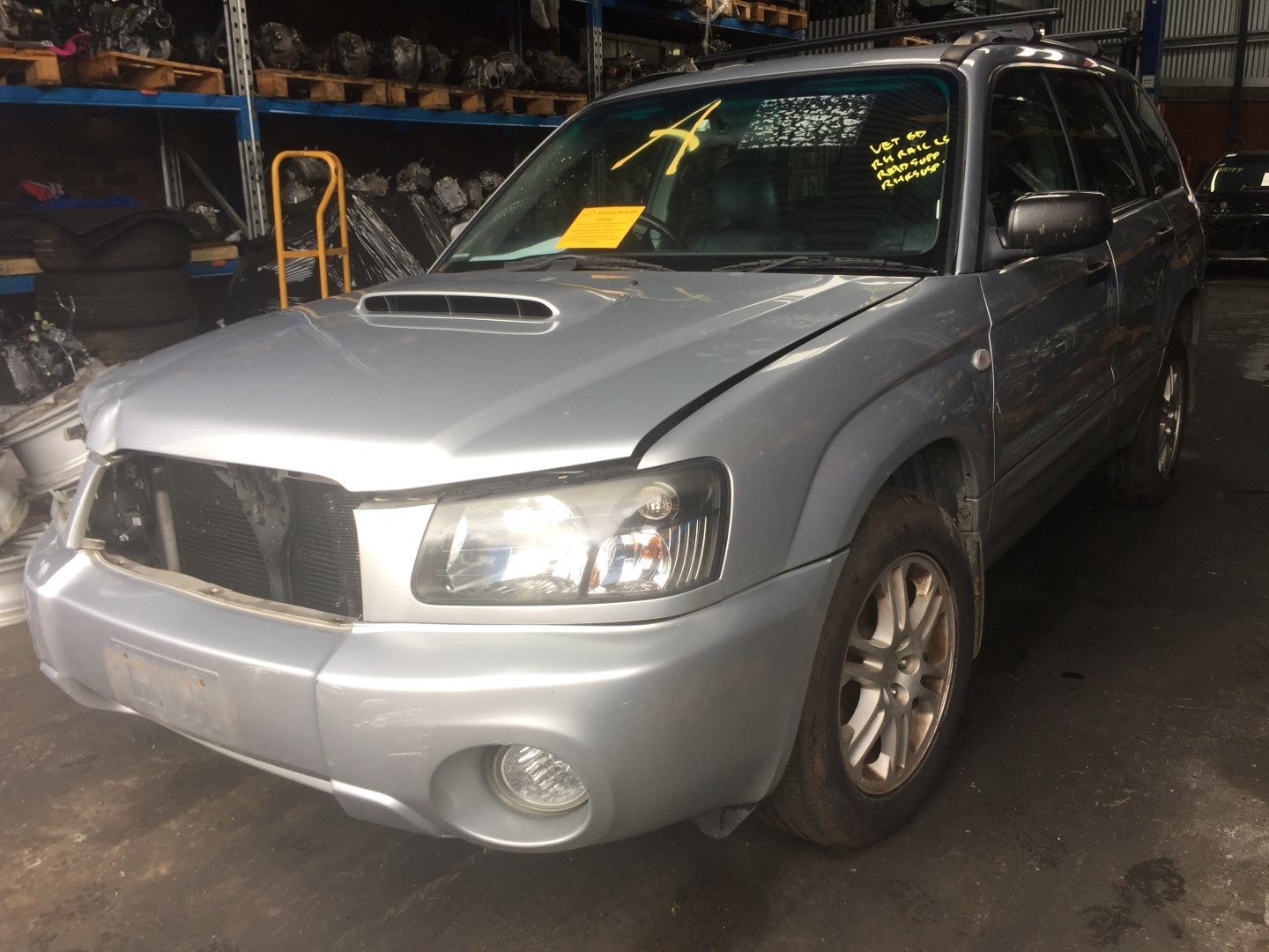 Subaru Wrecking Forester XT 2004 Auto Turbo EJ25 Spare Parts