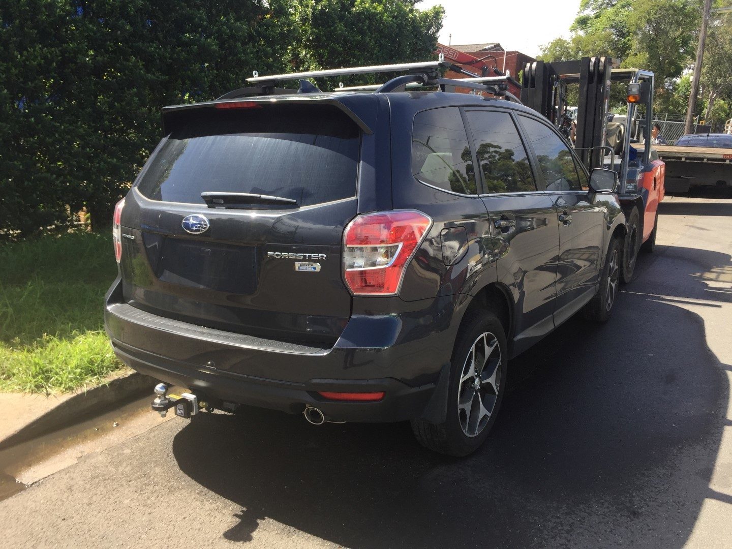 Subaru Wrecking Forester 2015 Diesel Turbo EE20 Spare Parts