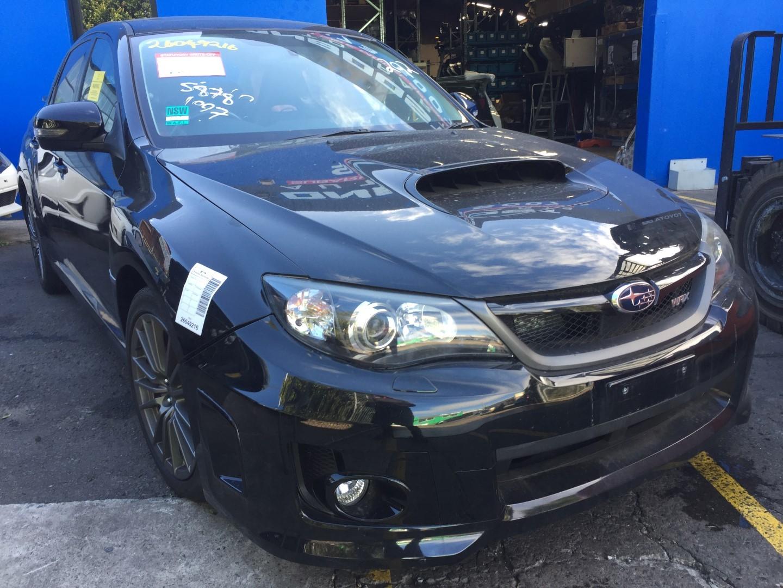 Subaru Wrecking WRX 2012 Impreza EJ25 Motor Spare Parts