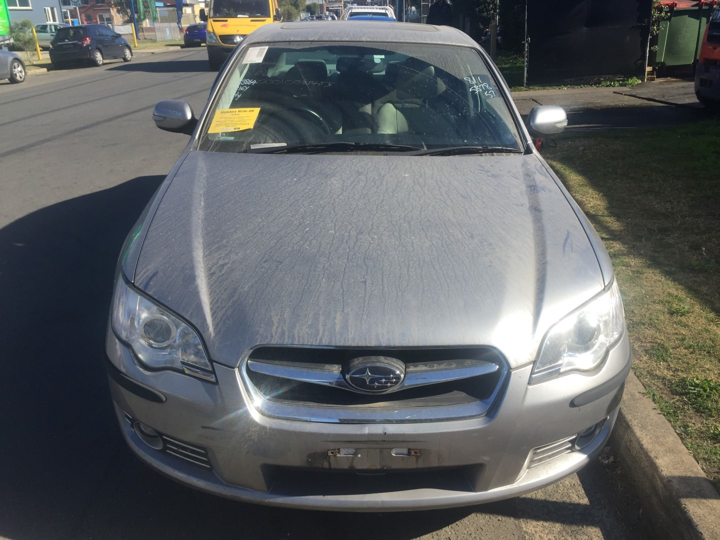 Subaru Wrecking Liberty 2008 EZ30 H6 Automatic Sedan Spare Parts