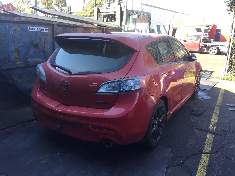 Mazda 3 MPS Dismantling for Spare Parts - Turbo Hatchback Wrecking
