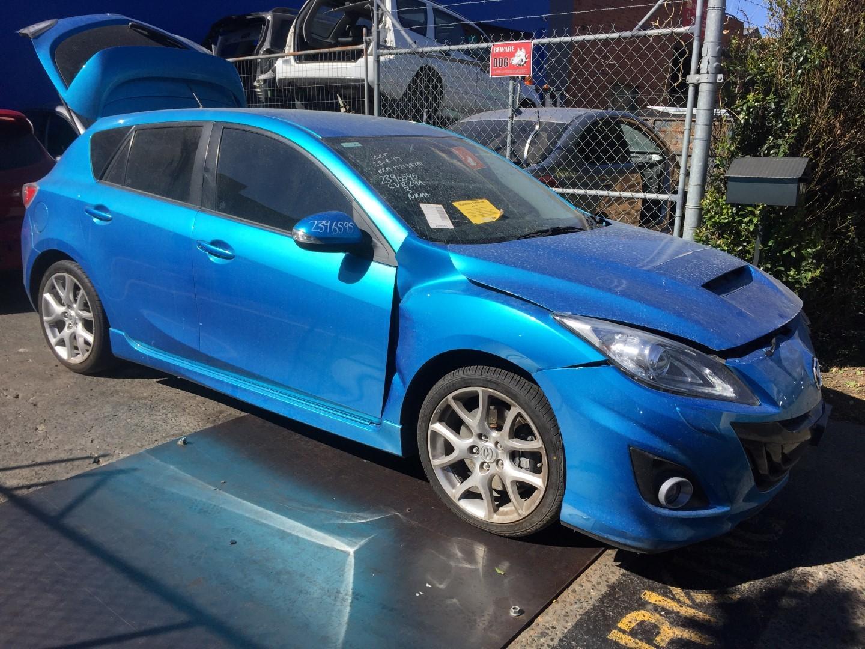 Mazda 3 BL Hatchback Dismantling for spare parts / Wrecking