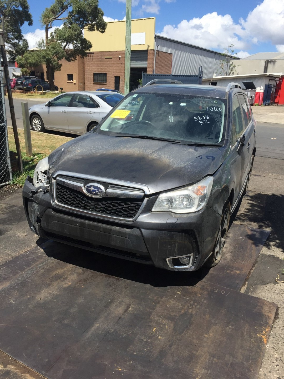 Subaru Forester XT 2014 Premium Dismantling for spare parts