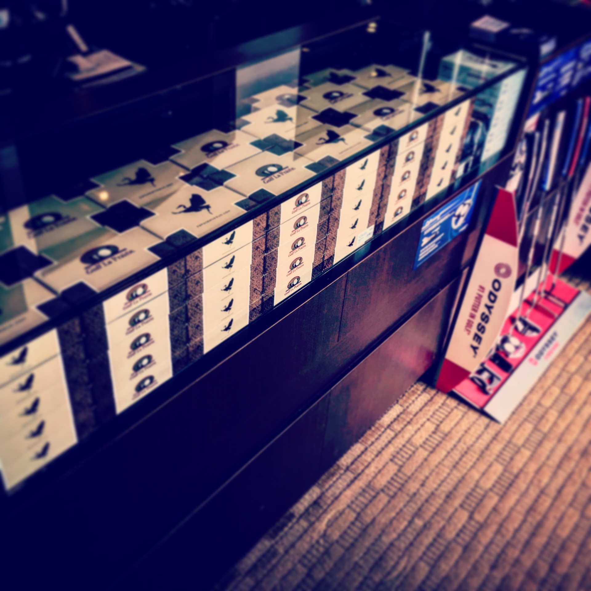 LUXbrds Golf Shop