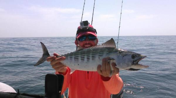 Spring Fishing Report May 9, 2016