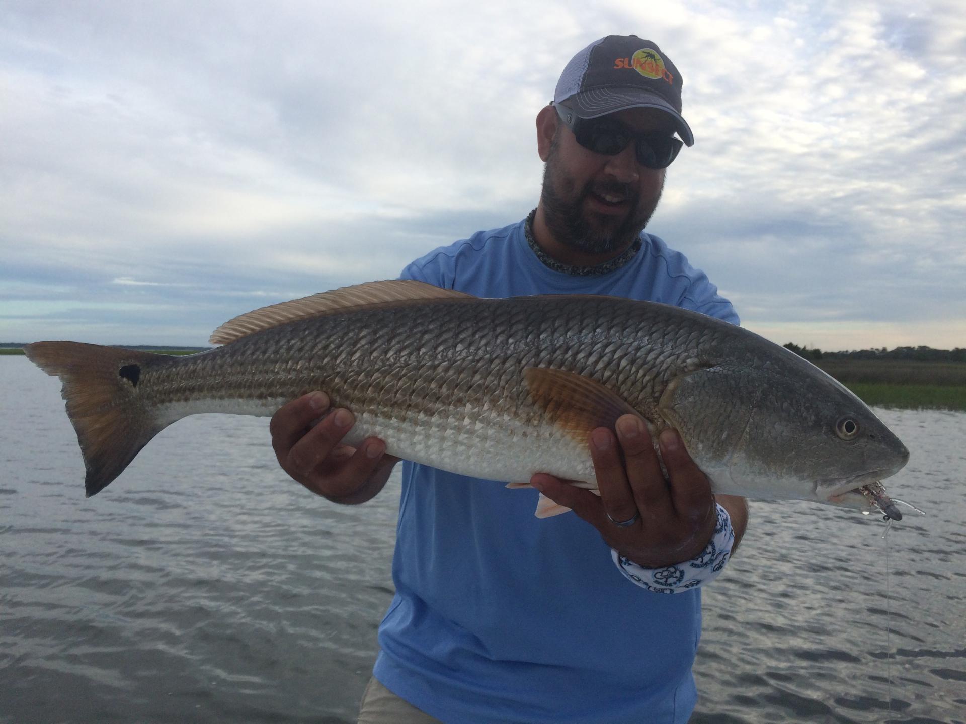 Fishing Report July 26 2016