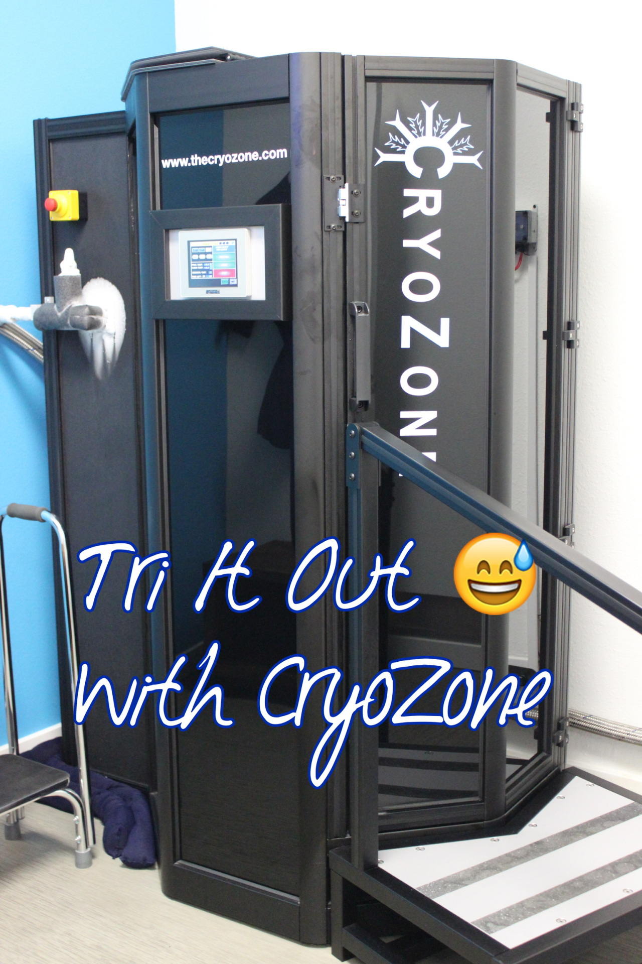 Tri It Out - CryoZone