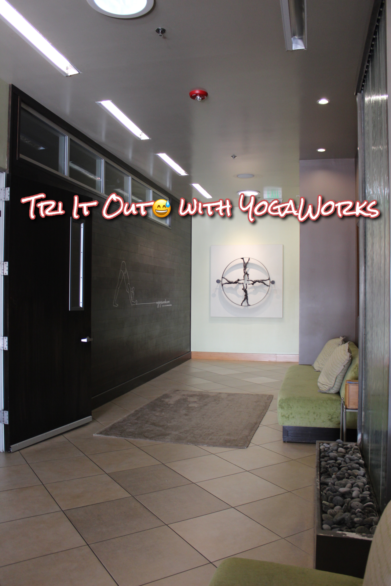 Tri It Out- YogaWorks