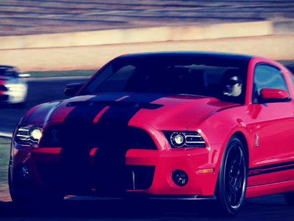 2005-14 Mustang