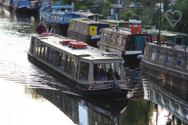 Little Venice, September 2015