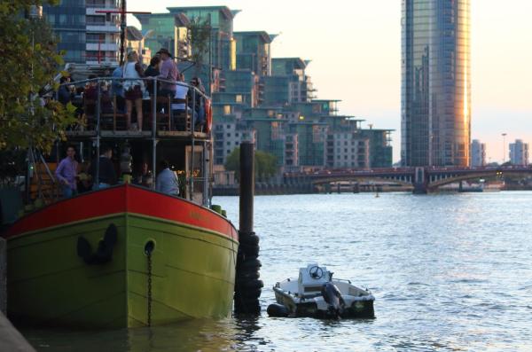 Tamesis Dock, Summer 2015