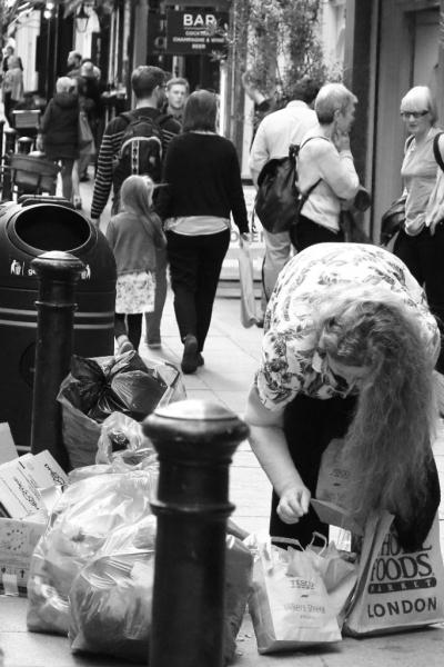 Covent Garden, 2015