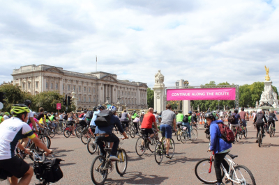 Ride London, Freecycle Event 2015