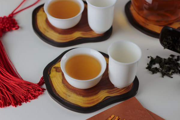Chinese Tea Ceremony food photography