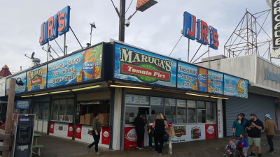 Maruca's Tomato Pies, Seaside Heights, NJ