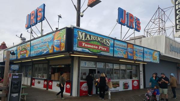 Maruca's Tomato Pies, Seaside Heights, NJ