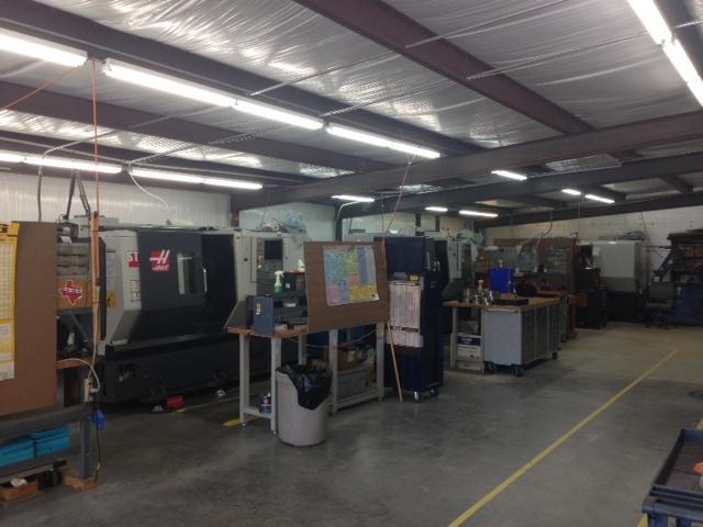 machine shop tx