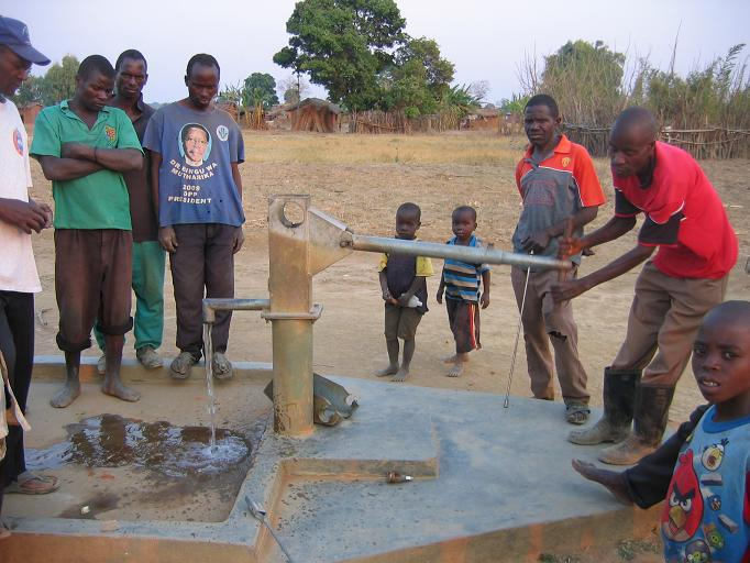 Repair Boreholes/Wells