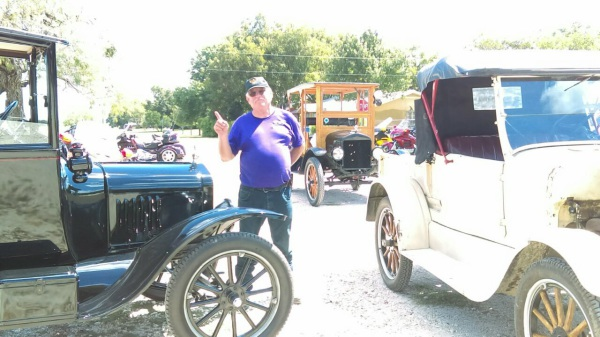 Curtis and Model T's