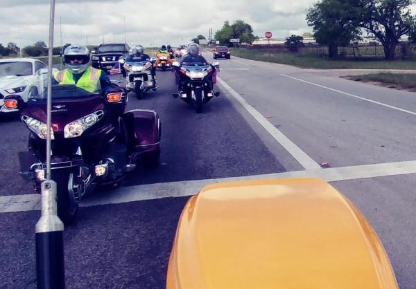 Memorial Ride