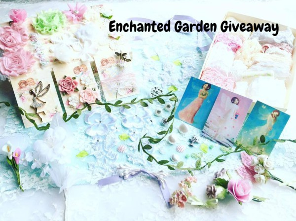 Enchanted Garden Giveaway