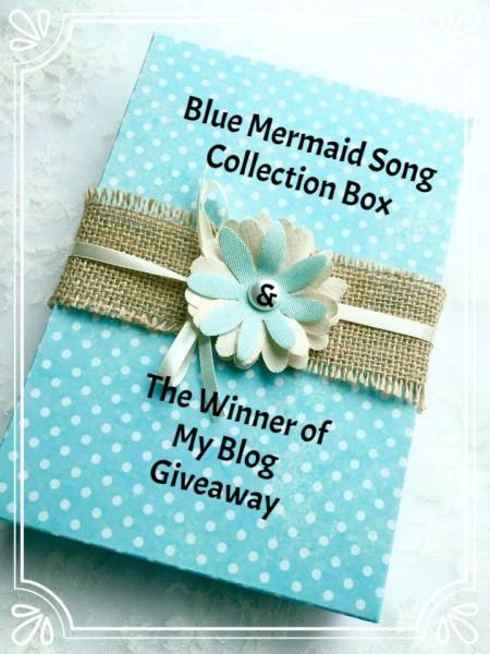 Lovely Blue Mermaid & The Winner