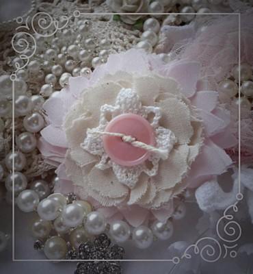 Pretty Handmade Flowers Tutorial
