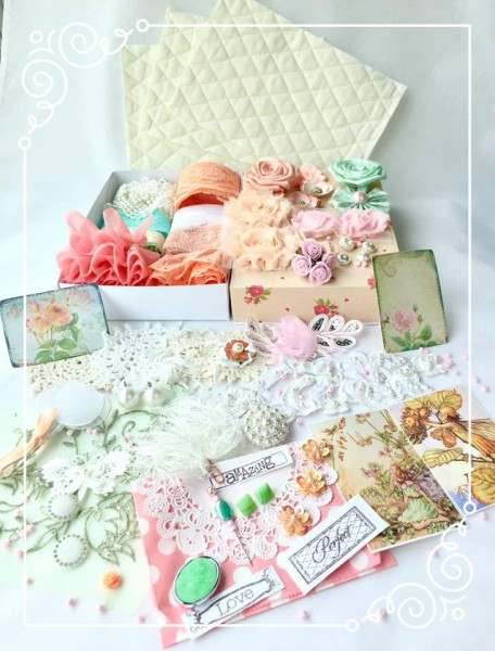 Amazing Autumn Collection Box! A perfect way to start your Fall Projects