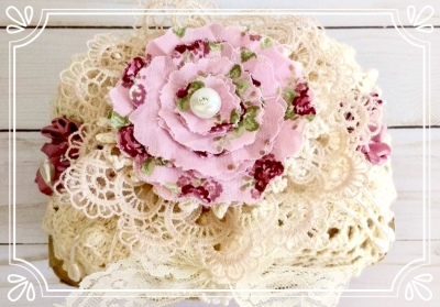 Gorgeous Altered Egg Box