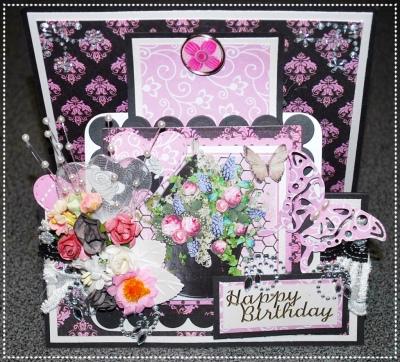 DIY Birthday Card and Wand