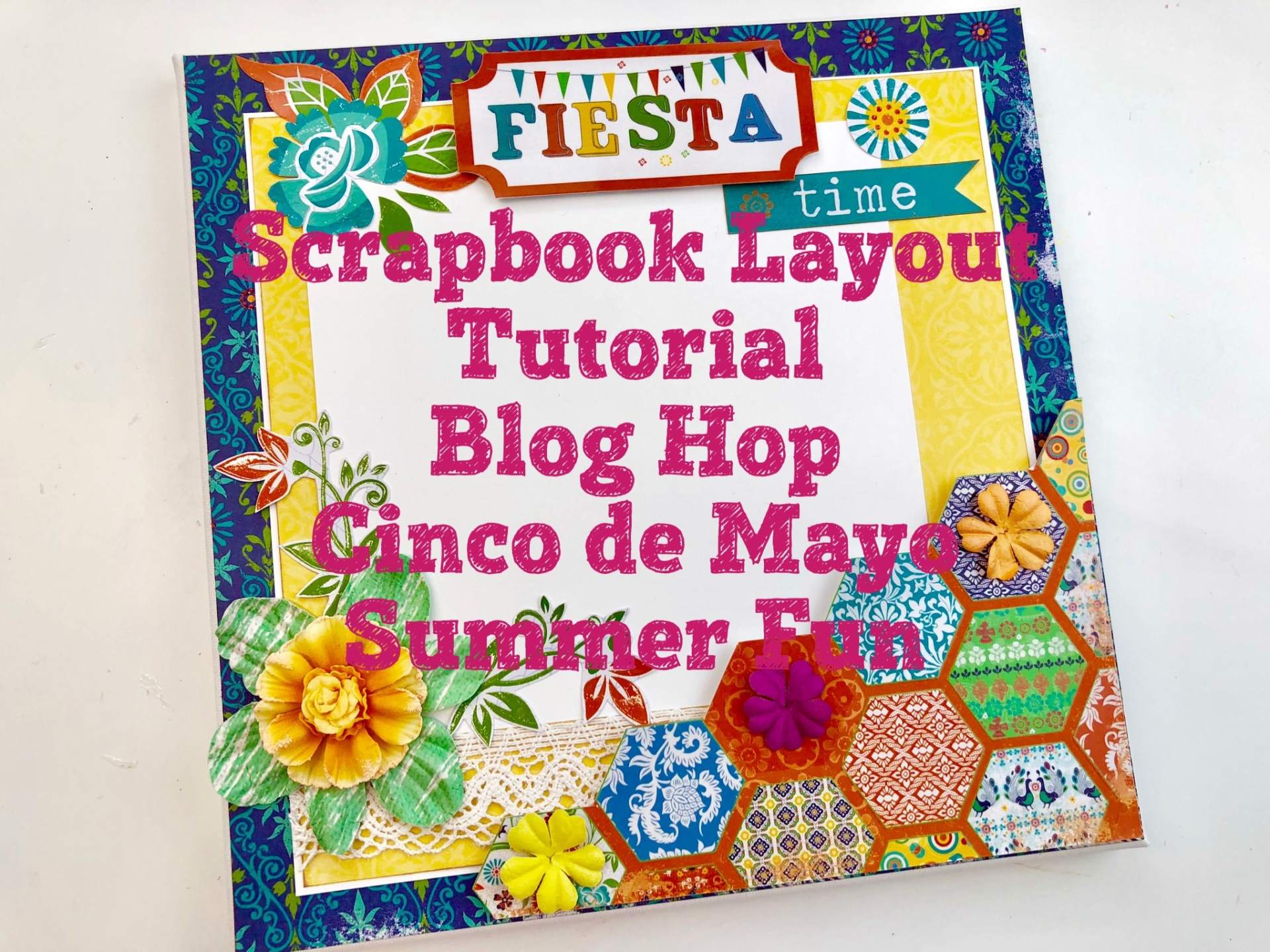 Blog Hop Cinco de Mayo Fun