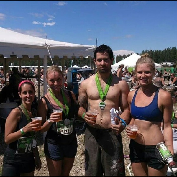 Post Mud Hero Obstacle Course
