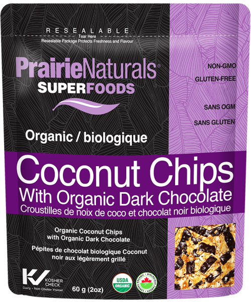 Product Review: Organic Coconut Chips