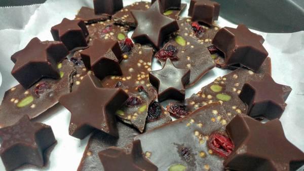 Homemade Chocolate Yumyums