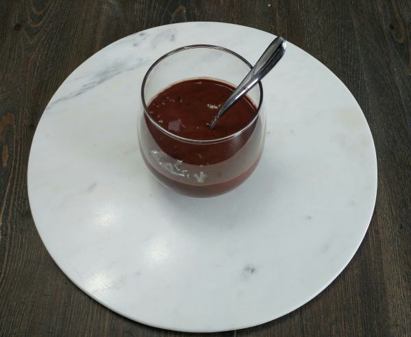Clean Chocolate Pudding