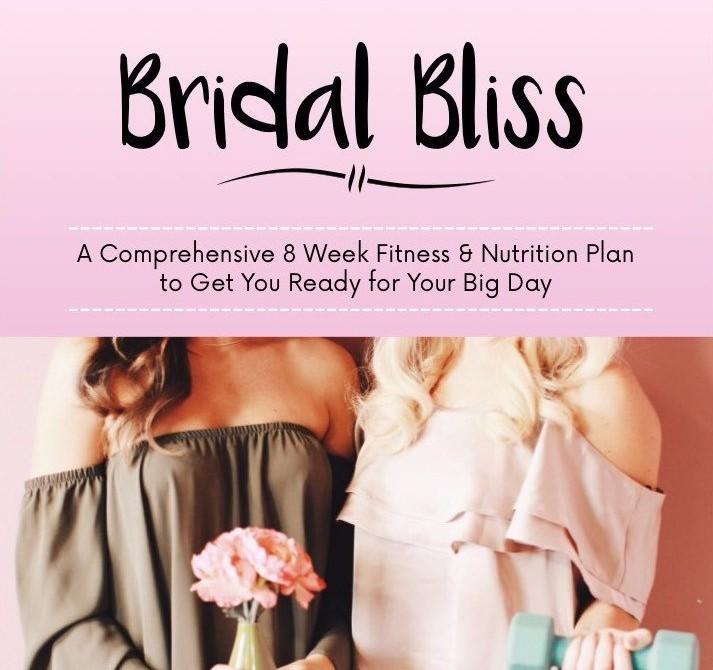 Bridal Bliss eBook LIVE!